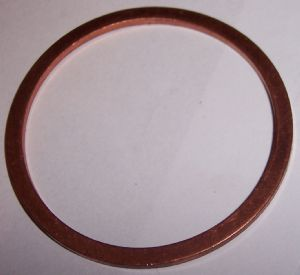 Valve copper washer Model H / SD / P and N's